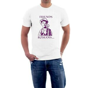 Julius Caesar T-shirt Kenneth Williams Carry On Cleo FRIENDS, ROMANS Sillytees