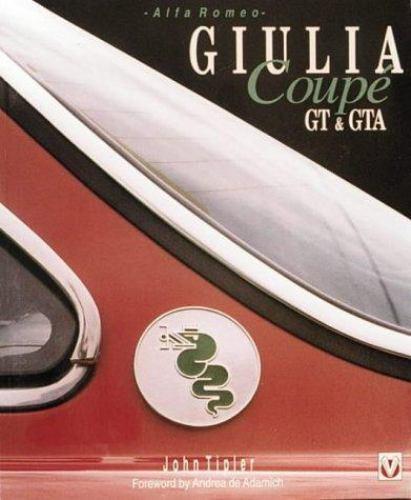 Alfa Romeo Giulia Coupe: GT and GTA