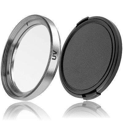 52mm mc filtro UV /& objetivamente tapa lens cap para 52mm einschraubanschluss