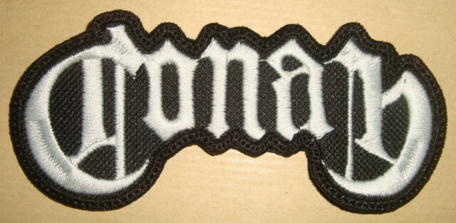 CONAN KVELERTAK KYLESA ACID KING WITCHCRAFT LORD OF THE GRAVE Embroidered PATCH