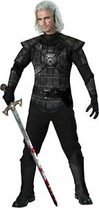 Monster Hunter The Witcher ADULT Costume NEW