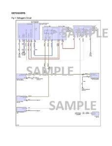 Jeep Renegade 2015-2016 Color Wiring Diagram Schematic pdf ...
