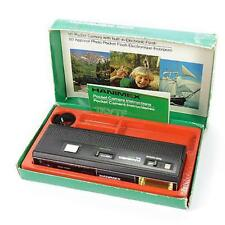 Hanimex 110TF - Vintage 1980's Pocket 110 Film Camera with Box & Carry Strap