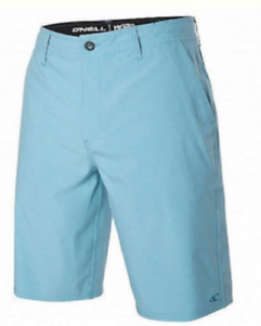 New-Men-039-s-O-039-Neill-Hybrid-Quick-Dry-Shorts-Blue-Choose-Size-NEW-WITH-TAGS