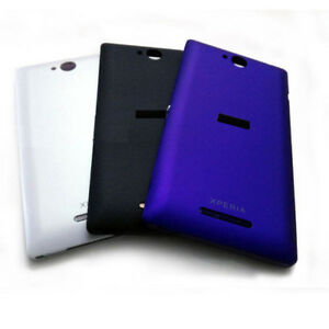 sale retailer 75013 16962 Details about Battery Door Back Cover Housing For Sony Xperia C C2304 s39  C2305 S39h S39c