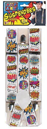 New Pop Art Braces