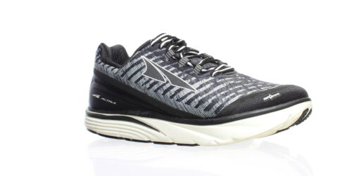 Black Running Shoes Size 7.5 W Altra Womens Torin Knit 3.5 1393316