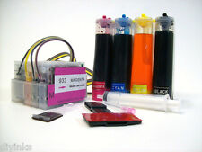 NON-OEM Continuous Ink System For HP 932/933 Officejet Pro 7110 7610 Plus CISS