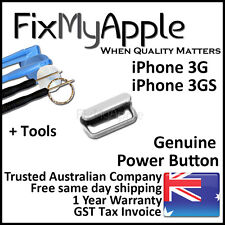 iPhone 3GS 3G OEM Original Power Button Sleep Lock Switch Replacement Tools Kit