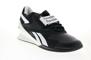 Reebok Legacy Lifter II FV0529 Womens Black Athletic Weightlifting Shoes