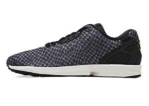 De Decon Adidas Noir Chaussures B23724 Structed Sneaker Flux Torsion Sport Zx qx1x70at