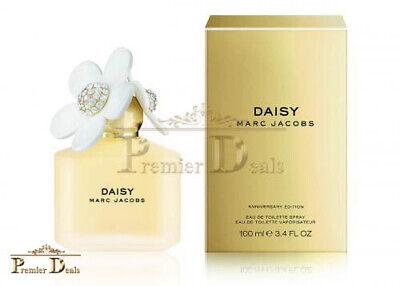 Marc Jacobs Daisy Eau De Toilette 100ML Edición de aniversario para mujer | eBay