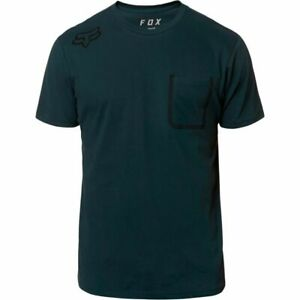 NWT-New-FOX-RACING-Redplate-360-Airline-Tee-Shirt-L-Large-Navy-Mens-o71f