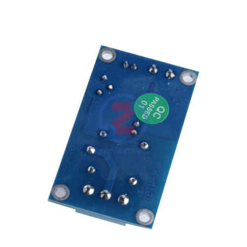 XH-M131 DC 12V Light Control Switch Photoresistor Detection Sensor Relay Module