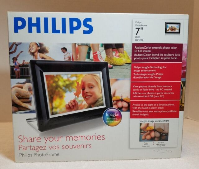 Philips 7FF3FPB/27 Digital Photo Frame Drivers for Windows Download
