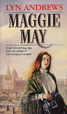 """""""AS NEW"""" Andrews, Lyn, Maggie May, Paperback Book"""