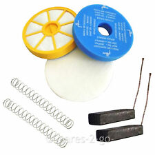 Fits DYSON DC05 DC08 Vacuum Pre & Post Motor Hoover FILTER KIT + Carbon Brushes