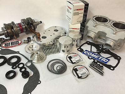 Banshee 421cc 4 mil Cheetah Cub Ported Cylinder Hotrods Motor Rebuild Kit