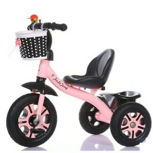 Kids Tricycle Metal Body Children Tricycle