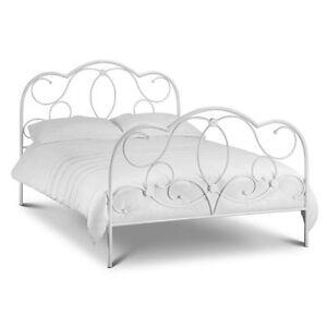 Next Style Primrose Off White Double Bed Ebay