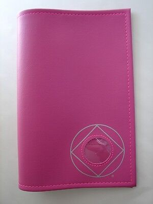 Betrouwbaar Narcotics Anonymous Na Symbol Basic Text 6th Edition Pink Book Cover Laat Onze Grondstoffen Naar De Wereld Gaan