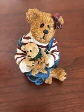 Boyds Bears, Megan McBruin & Friend...Bear Hugs, NIB