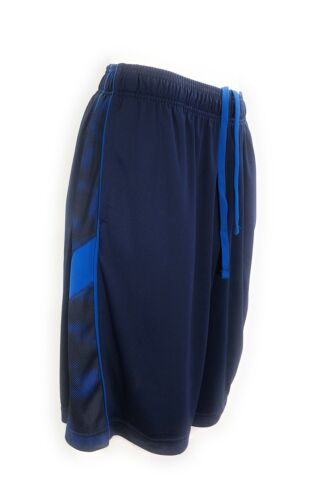 Royal S-M-L-XL-2XL NWT. Xersion Men/'s Basketball Shorts Inseam 10 Inches Navy