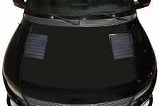 Vinyl Decal Solid Hood Wrap Kit for Ford F-150 Raptor SVT 2010-2014 Matte Black