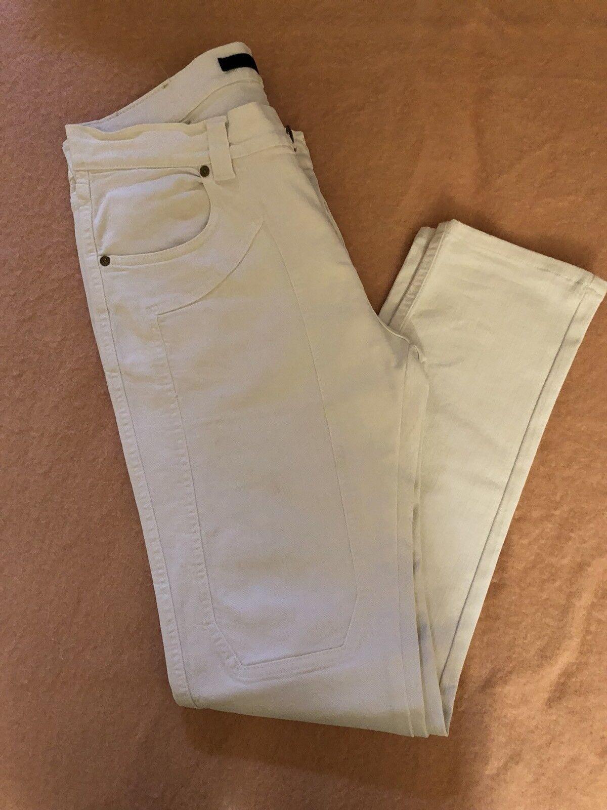 Jeans Pantalone Fifty Four uomo CRANK J341 LAV F skinny fit 30 36 N-8-MARLBT