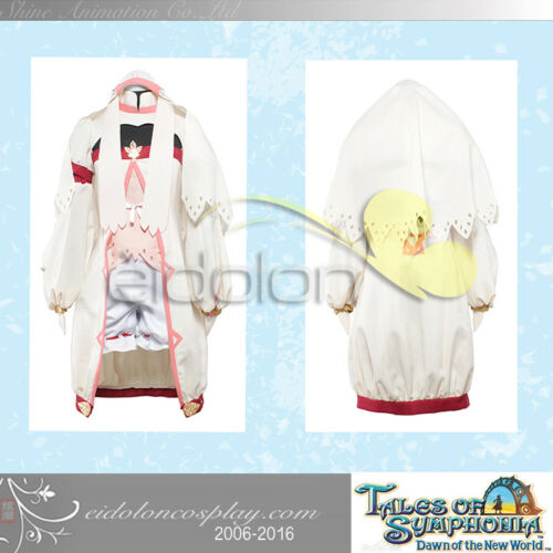 Dawn of the New World Alice Cosplay Costume  72AH Tales of Symphonia