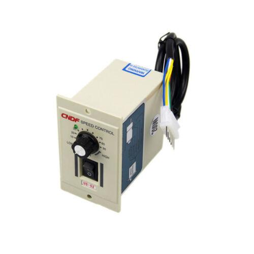 Adjustable speed control 6W 15W 25W 40W 60W-140W 180W 200W AC motor designed CVT