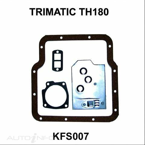 Auto Transmission Filter Kit HOLDEN ONE TONNER 253 V8 CARB HX, HZ, WB 76-85