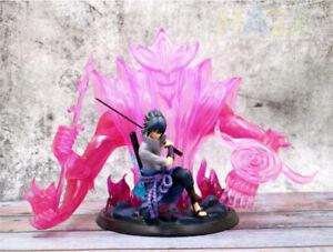 Naruto-Uchiha-Sasuke-Susanoo-PVC-Scene-Figure-Collection-Toy-30cm-No-Box