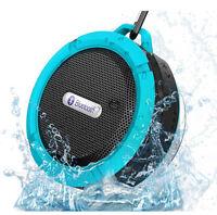 Mini Portable Wireless Bluetooth 3.0 Waterproof Outdoor Shower Speaker for Phone