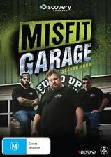 Misfit Garage : Season 3 (DVD, 2017, 2-Disc Set) for sale