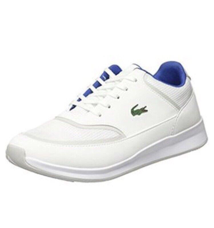 NUEVO    LACOSTE Chaumont Encaje 316 2 blancoo Zapatos para mujer Talla 5.5  alta calidad y envío rápido