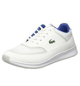 658b90ca474a New  Lacoste Chaumont Lace 316 2 White Shoes Women s Size 5.5