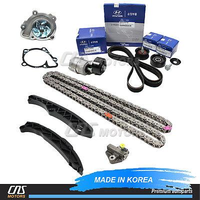 Genuine Hyundai 24420-2G101 Tensioner Arm Assembly