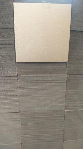 "12 1//2/"" Square 500-320x320mm CORRUGATED CARDBOARD STIFFENERS LAYER PADS ^"