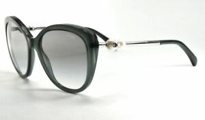 7d74fe5e804 CHANEL Sunglasses 5338-H c.1549 S3 Green Opal Winter Pearl  Light ...