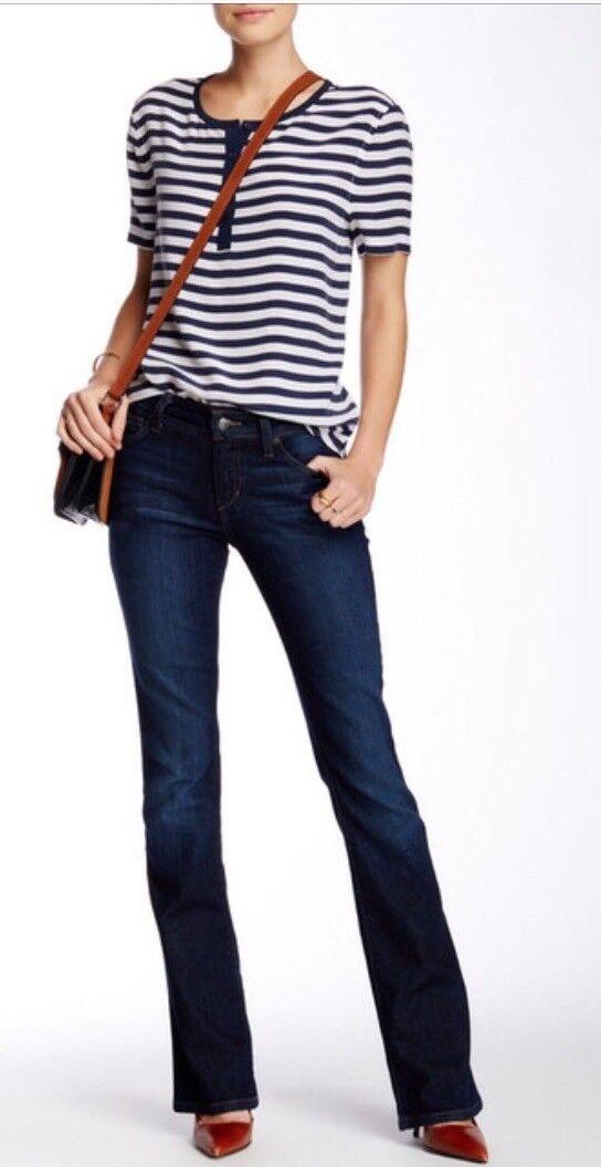 NWT Brand New Joe's Jeans Booty Fit Curvy Bootcut Denim Size 29X34