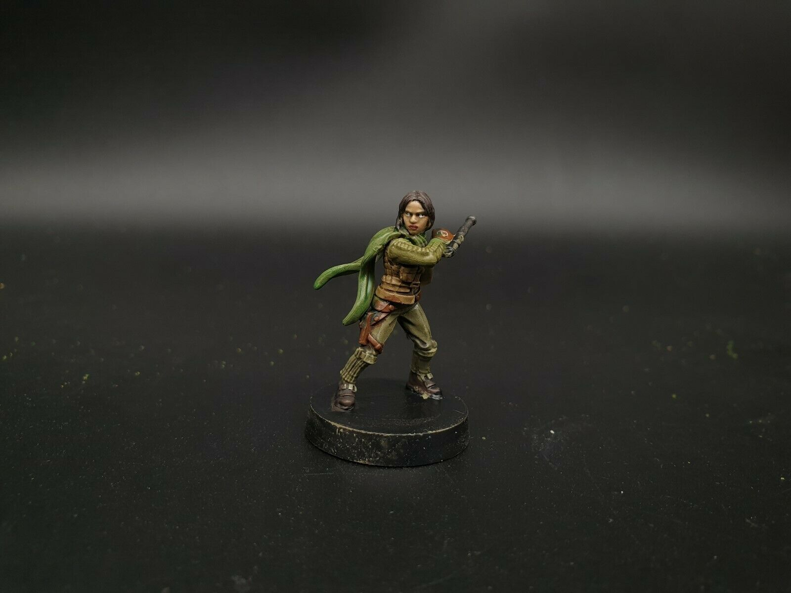 Star wars legion Jyn Erso pro painted made to order