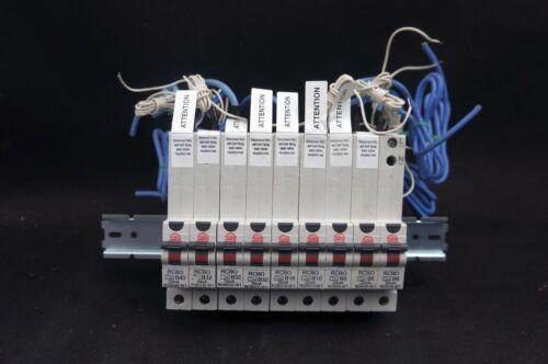 Wylex Type B RCBO NSBS 6A 10A 16A 20A 32A 40A 50A 30mA Single Pole RCBO