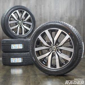 VW-18-in-Hiver-Roues-t5-t6-t6-1-Bus-Multivan-Pneus-Hiver-Toluca-jantes-NEUF