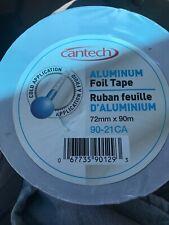 Aluminum Foil Tape 72mmx 90 M