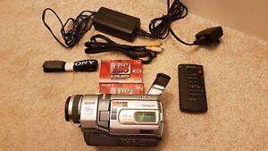 Sony-DCR-TRV340E-Camcorder