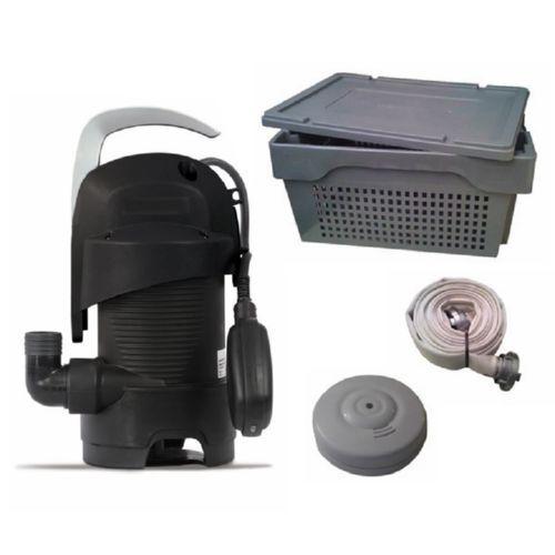 Iwater Iflut 10202 Anti Reflujo Set Itwin Bomba Incl. Sensor de Agua y Tubo C
