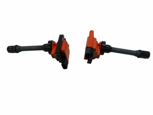 2PCS OBX Direct Ignition Coil Kit For 1997 To 2008 Mitsubishi Dodge Chrysler