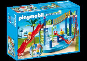 PLAYMOBIL Water Park Play Area