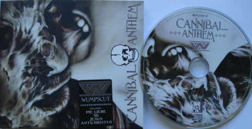 1 von 1 - :WUMPSCUT:   __  CANNIBAL ANTHEM  __  CD  ★ DIGIPACK  EDITION ★ Etah 50